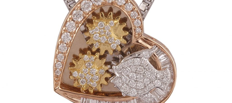 ANMOL brings a Kinetic jewellery range 'Tick Tock' this season of love along with debut on trending app TikTok