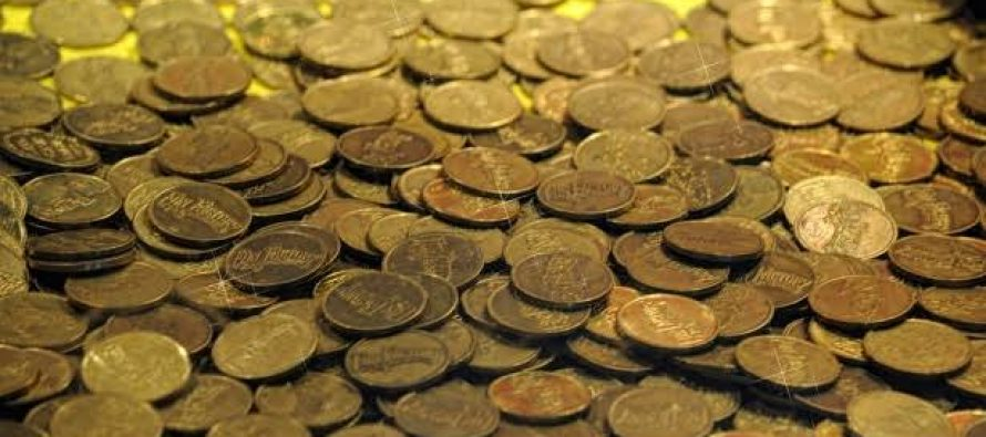 Import duty on gold coins raised to 12.5%