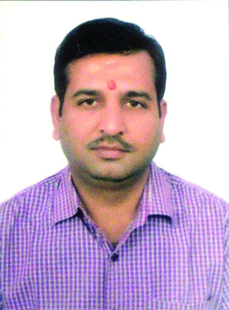 Anil Kumar Modi, Proprietor, Modi, Jewellers, Hyderabad
