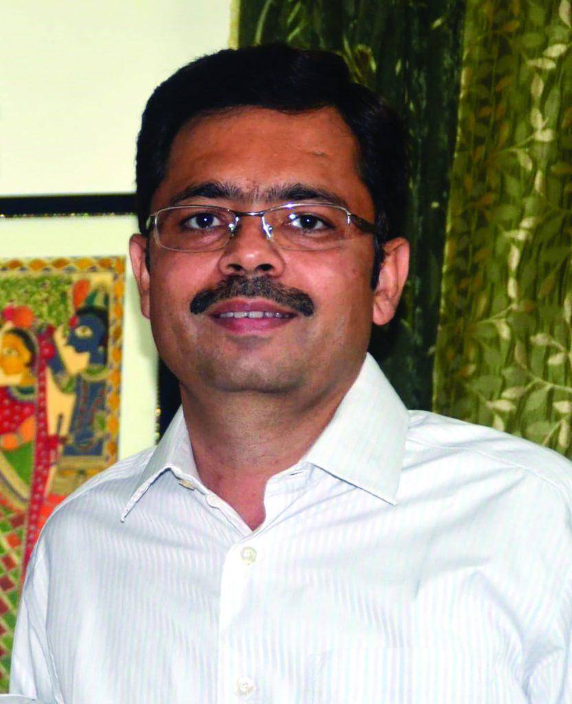 Prabhat Chaturvedi Owner, Chaturvedi Gems and Jewellers, Jabalpur