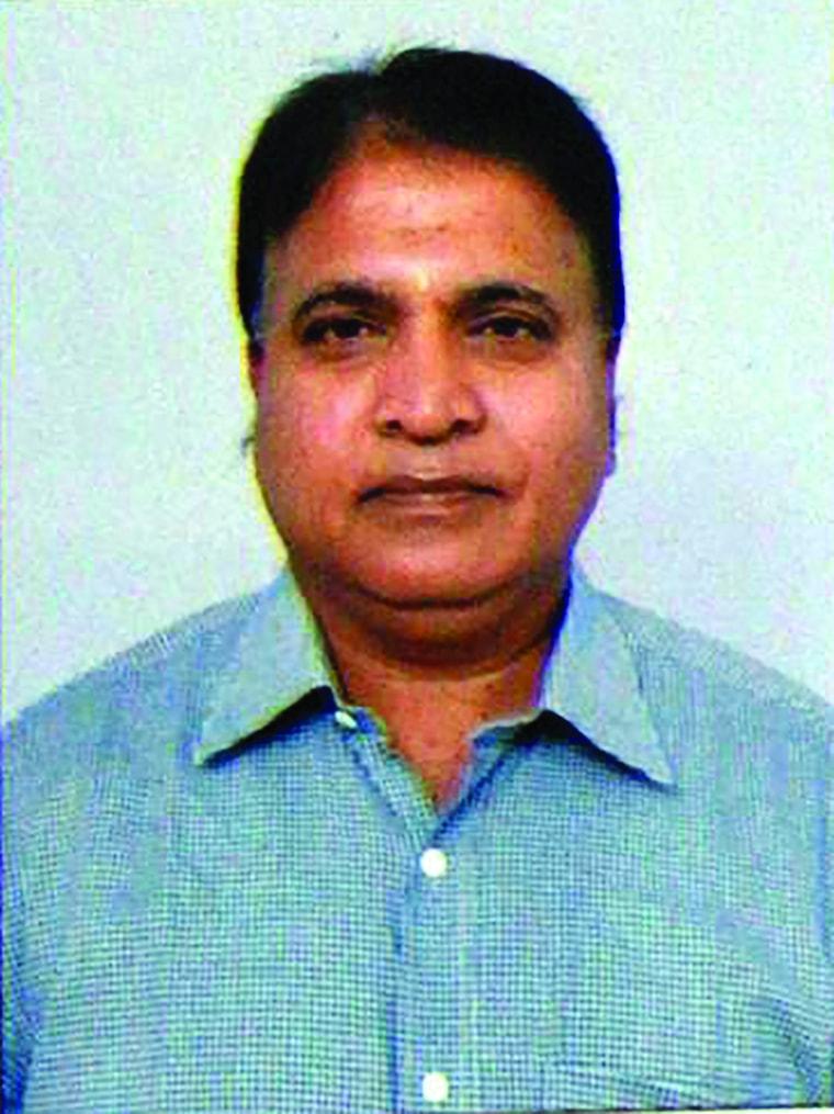 Sushil Kumar, Owner, Bombay Jewellery, Vijaywada