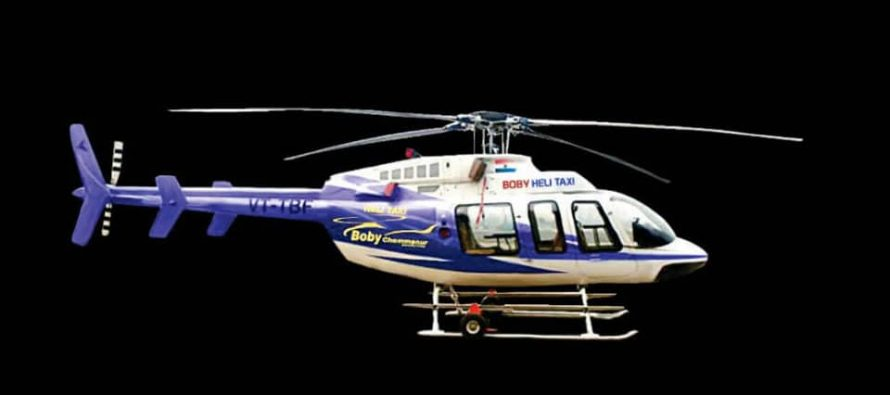 'Boby Heli Taxi' To Ferry Patients From Kerala To Mangaluru