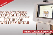 Technology powering 'Contactless' shopping key to post-pandemic future of jewellery retail