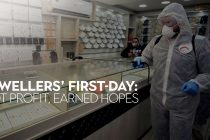 Jewellers' First-day: Not Profit, Earned Hopes