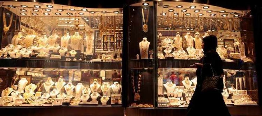 UAE gold jewellery sales drop 85%; market recovery in 2021