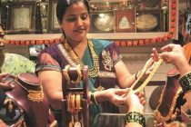 Gold price today: Rs 46,844 per 10 gm; silver at Rs 47,695 per kg