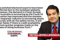 Diamond exports fall by 80% in April-May: GJEPC data