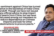 To avoid China, Indian jewelers may import pearls from other countries