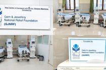 GJNRF donates 6 dialysis machines to Mumbai's Cooper hospital