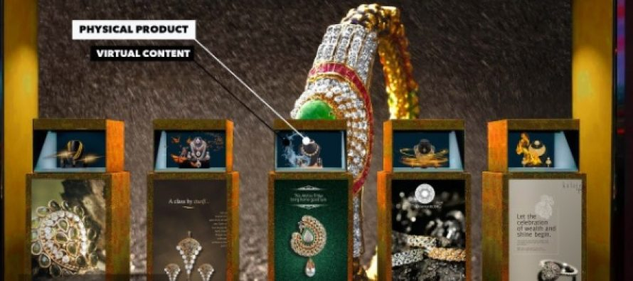 VRQUIN Virtual Reality technology for Indian Jewellers