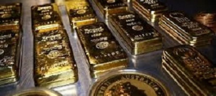Strong gold demand may continue until global economy is back on solid track