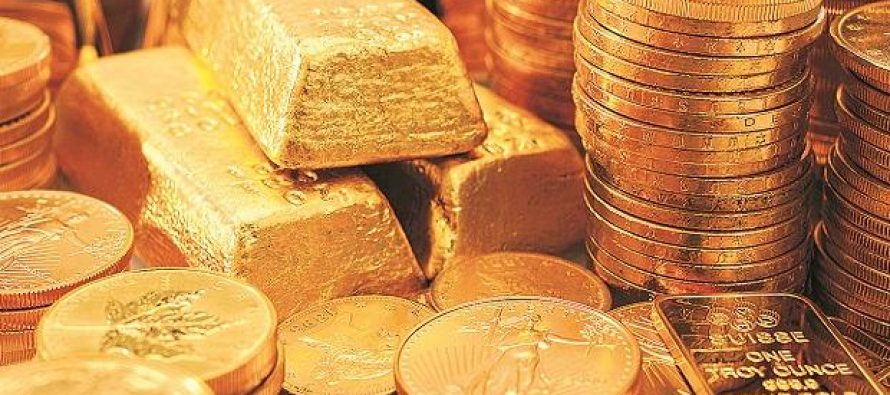 Gold price today at Rs 55,200 per 10 gm, silver falls to Rs 65,500 per kg
