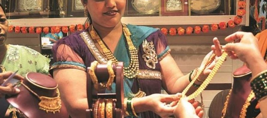 Gold prices at Rs 59,300 per 10 gm, silver jumps to Rs 74,210 a kg