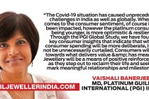 Reinforcing the power of precious jewellery to build value and uplift life key learnings from 'Platinum Guild International' global study