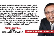 Reliance jewels launches 'Aabhar' collection to celebrate its 13th Anniversary