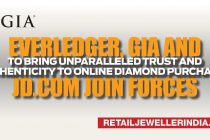 Everledger, GIA and JD.com join forces to bring unparalleled trust and authenticity to online diamond purchases