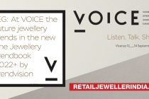 IEG: At VOICE the future jewellery trends in the new The Jewellery Trendbook 2022+ by Trendvision