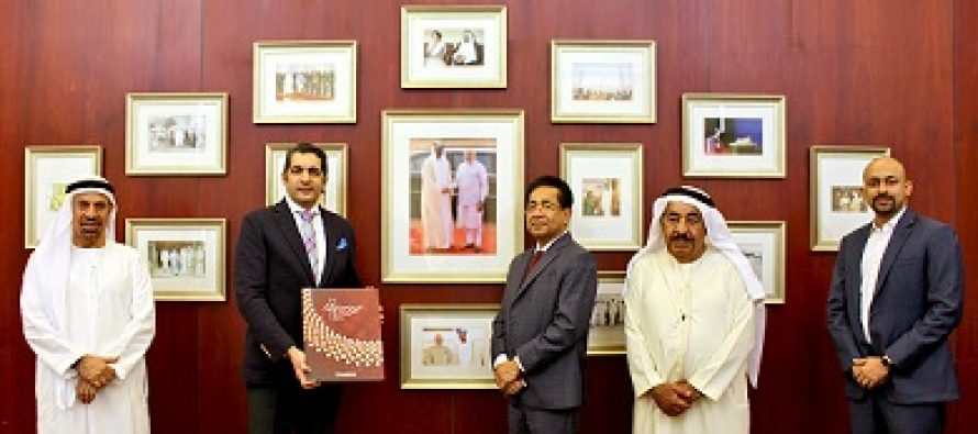 DrAmanPuri launches A Glittering Success Story, a collector'sedition from Joyalukkas