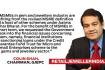 We expect a fair deal of consolidation for MSMEs in gems & jewellery sector