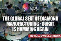 The Global seat of diamond manufacturing – Surat, is humming again