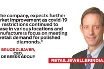 De Beers sales hint diamond market has bottomed out