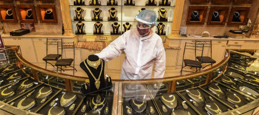 India's overall gem & jewellery exports estimated to fall 25% this fiscal, says GJEPC