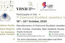 GJEPC to organise the first Diamond Studded Jewellery Virtual Buyer-Seller Meet
