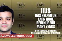 IIJS has helped us earn huge revenue for many years