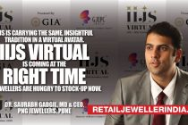 'IIJS is carrying the same insightful  tradition in a Virtual avatar IIJS virtual is coming at the right time as jewellers are hungry to stock up now'