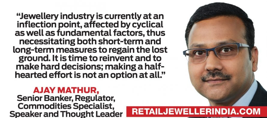 Sustaining the Glitter of Jewelry Retail by Ajay Mathur