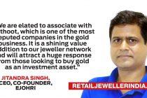 eJOHRI Onboards Muthoot Gold Bullion Corporation as its Jeweller Partner