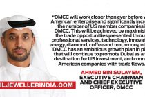 US Ambassador to UAE meets with DMCC executive chairman in Dubai to discuss boosting US-UAE trade ties