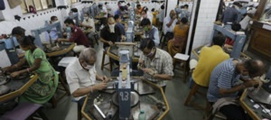Diamond hub Surat likely to buzz with activity after Diwali as migrant workers set to return