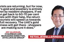 UAE gold and jewellery sector will emerge stronger from COVID-19-enforced store closures: Joy Alukkas