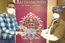 Raj Diamond's Diwali campaign gifts a string of lights to the less-fortunate
