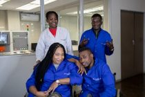 Diversity and inclusion initiatives within the world of diamonds are giving disabled Namibians a bright future