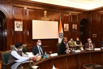 GJEPC represents its budget recommendations to Finance Minister Nirmala Sitharaman via an online meeting.