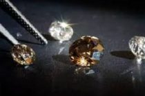 Polished diamond export from Surat rose 41% in Dec