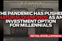 The pandemic has pushed natural diamonds as an investment option for millennials: Karthik Khanna