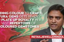 Adding colour to craft: Fura Gems gets ready to plate up royalty in a vast repertoire of coloured gemstones