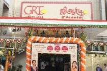 GRT Jewellers launches a new showroom at Valasaravakkam