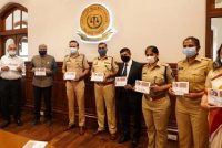 International women's day commemorated by honouring the Police Women across Mumbai