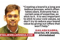 """""""You don't see big designers like Sabyasachi shifting his line from lehengas to casual Indian wear just because the business is slow"""""""