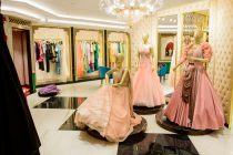 Building access: Khurana Jewellery House satiates the high-fashion needs of the local patrons by creating a one-stop destination