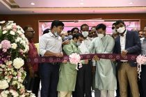 Malabar Gold & Diamonds launches new showroom in Bhubaneswar, 1st in Odisha