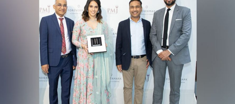 PMJ Jewels launches the exclusive Forevermark Circle of Trust Collection in Hyderabad