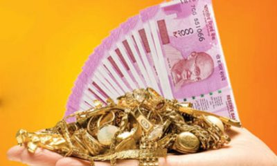 Jewellers can now repay part of gold loan in physical gold