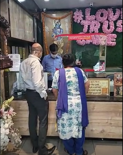 JKJ Jewellers witness surprising in-store footfalls after unlock in Jaipur