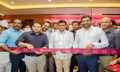 Malabar Gold and Diamonds inaugurate its 10th store in Hyderabad