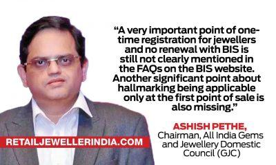 GJC writes to Piyush Goyal on hallmarking